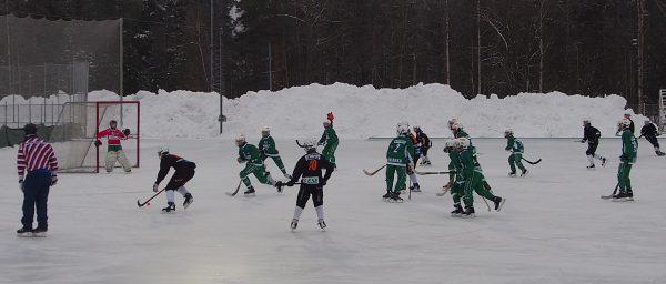 Kampparit P15 jatkoi helpolla voitolla Lappeenrannassa